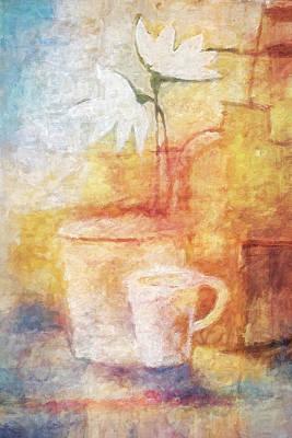 Impressionist Still Life Poster