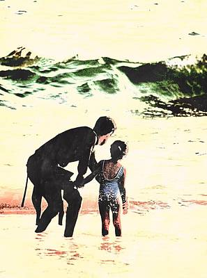 In Daddy's Arms Poster