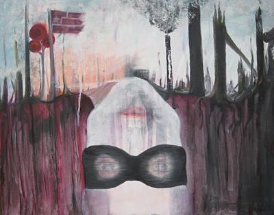 In This Twilight Poster by Darkest Artist