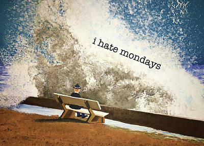 Incoming - Mondays Poster