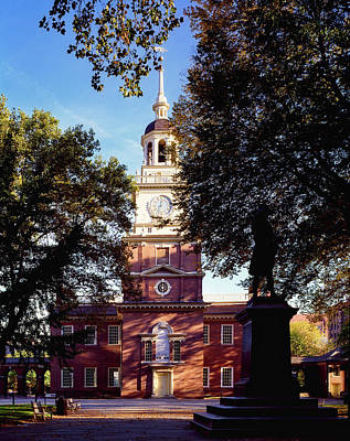 Independence Hall - Philadelphia Poster