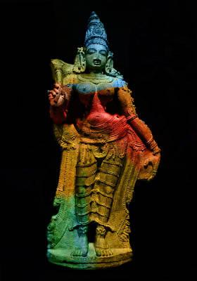 Indian God Shiva Poster