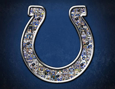 Indianapolis Colts Poster