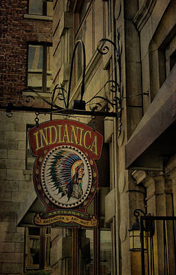 Indianica Montreal Poster