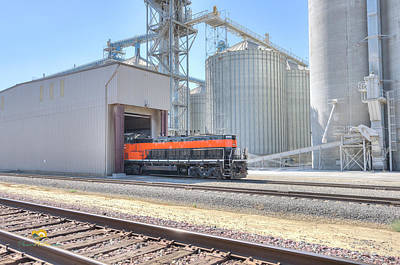 Industrial Switcher 5405 Poster