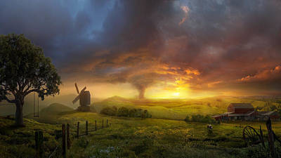 Infinite Oz Poster