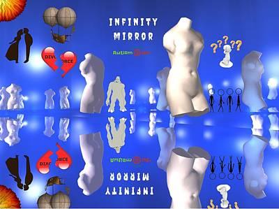 Infinity Mirror Poster
