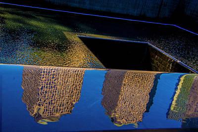 Infinity Pool 1 Poster by Paul Wear