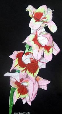 Inner Beauty Poster by Anita Putman