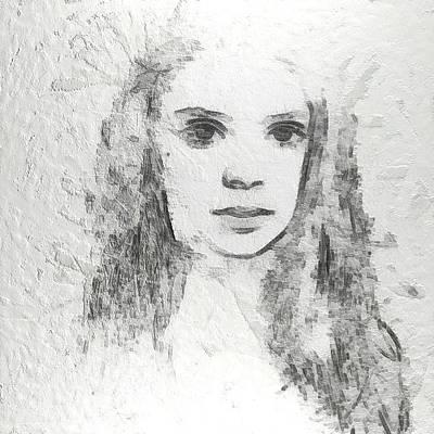 Innocence Poster by Anton Kalinichev