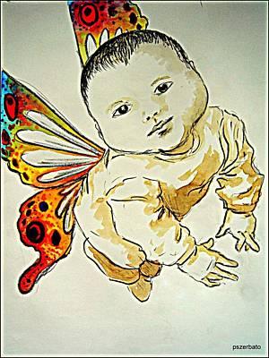 Innocence Poster by Paulo Zerbato