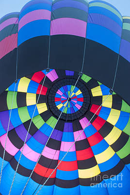 Inside The Balloon Poster by Juli Scalzi