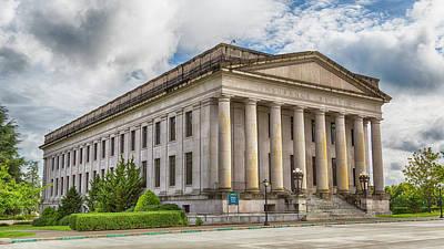 Insurance Building - Olympia, Washington Poster by Stephen Stookey