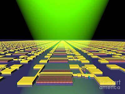 Integrated Nanowire Sensor Circuitry Poster