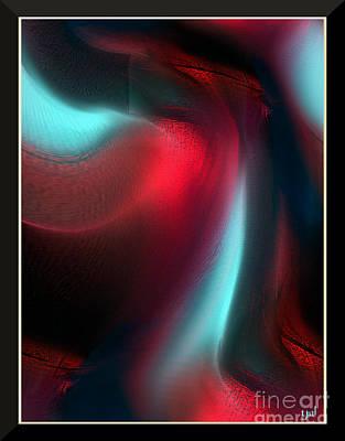 Interior Of Desire In Development Poster by Yul Olaivar