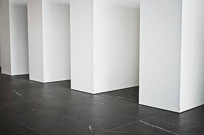 Interior Pillars Poster