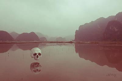 Interloping, Vietnam Poster by Joseph Westrupp