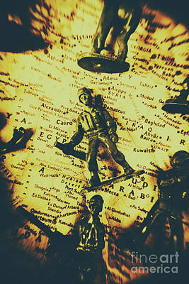 Interventionism Poster by Jorgo Photography - Wall Art Gallery