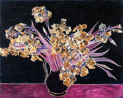Inv Blend 3 Van Gogh Poster