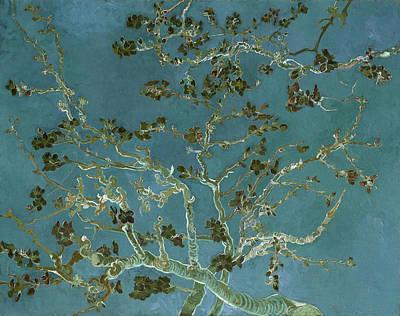 Inv Blend 2 Van Gogh Poster