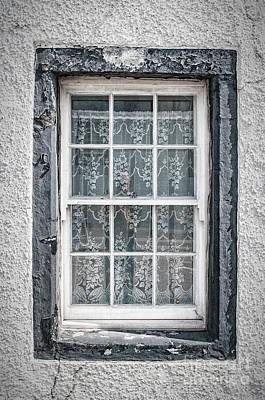 Inveraray Window Poster