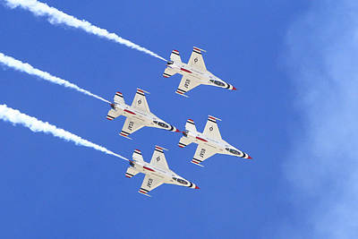 Inverted Formation Poster by Shoal Hollingsworth