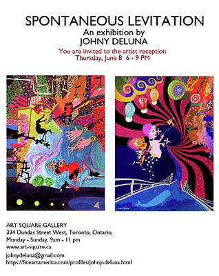 Invitation Poster by Johny Deluna