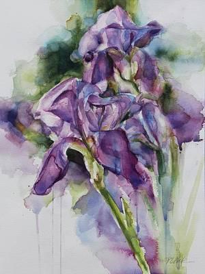 Iris Song Poster