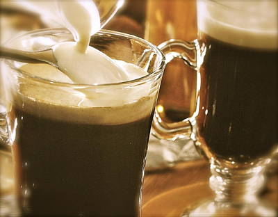 Irish Coffee Poster