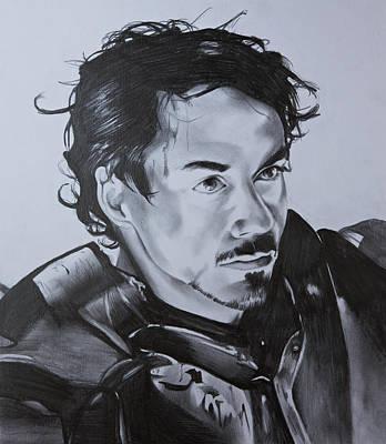 Iron Man Poster by Sarah Murabito