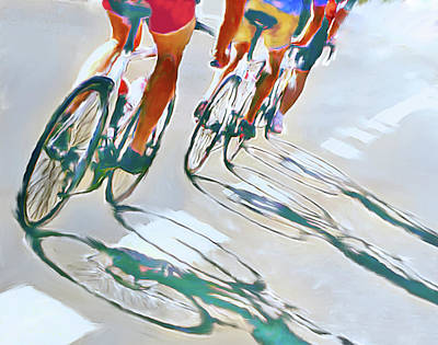 Iron Man Triathlon Poster