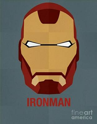 Ironman Poster by Blackwater Studio