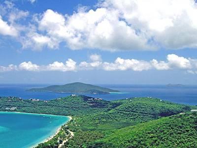 Island Paradise Poster by Gary Wonning
