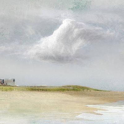 Island Sky Poster