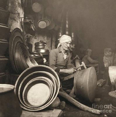 Israel: Metal Workers, 1938 Poster by Granger