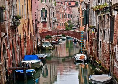 Italian Ambiance Poster