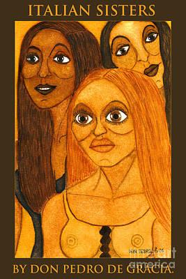 Italian Sisters Poster