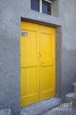 Italy - Door Three Poster