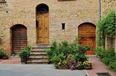 Italy - Door Eight Poster