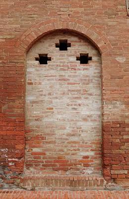 Italy - Door Fourteen Poster