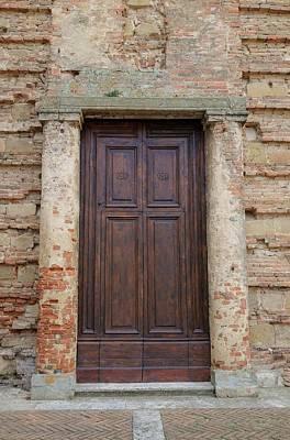 Italy - Door Nineteen Poster