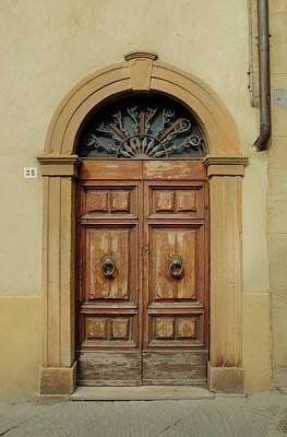 Italy - Door One Poster