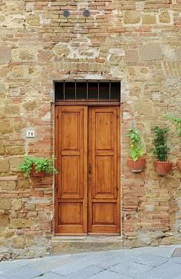 Italy - Door Six Poster