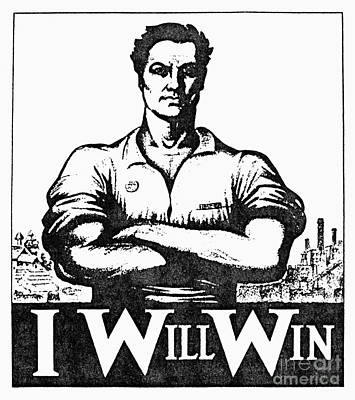 Iww Poster, 1917 Poster
