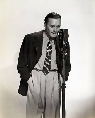 Jack Benny, Ca 1930s Poster by Everett