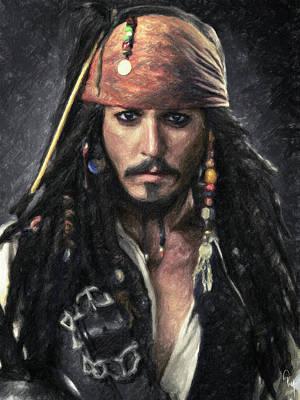 Jack Sparrow Poster