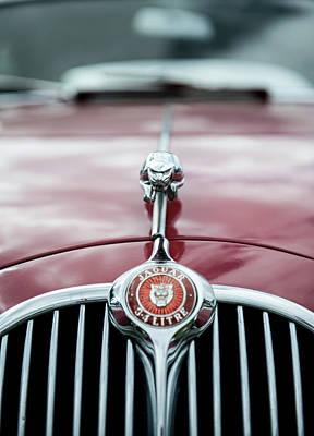 Jaguar Grille Poster
