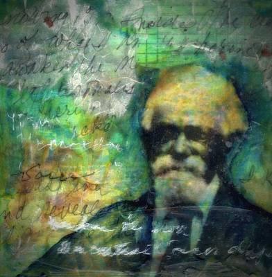 James Henry-study Poster