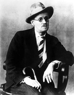 James Joyce, 1920s Poster by Everett