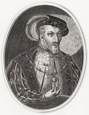 James V, King Of Scots, 1512 Poster by Vintage Design Pics